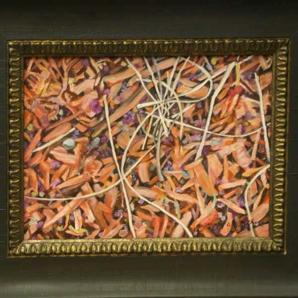 Coded Message - Oil