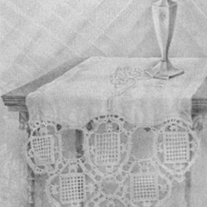 Candlelight and Lace - Pencil