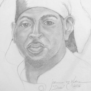 The Chef - Pencil